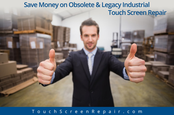 Industrial Touch Screen Repair
