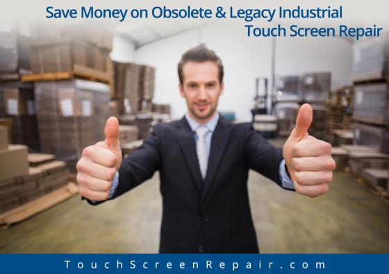 Industrial Touch Screen Repair